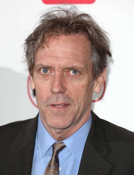 Compare Hugh Laurie's ...
