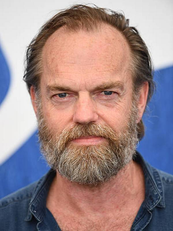 Hugo Weaving height