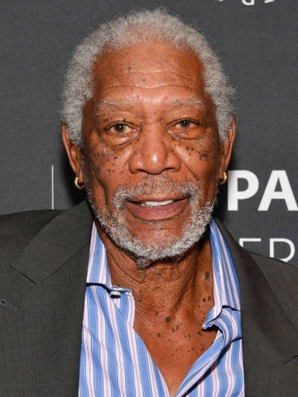 Morgan Freeman height