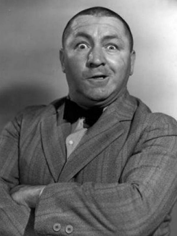 Curly Howard height