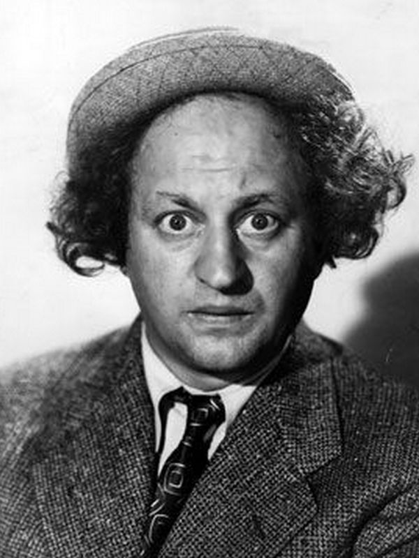 Larry Fine height
