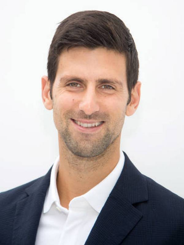 Novak Djokovic height
