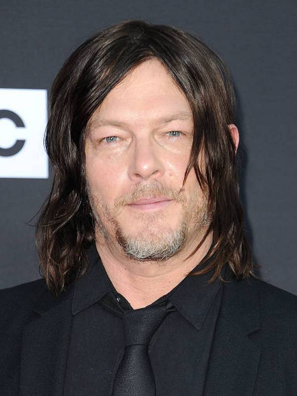 Compare Norman Reedus Height Weight Eyes Hair Color With Other