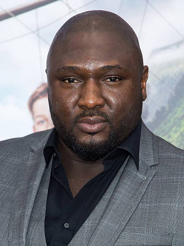 Nonso Anozie height