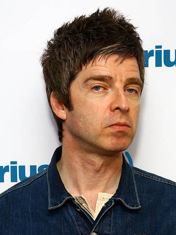 Noel Gallagher height