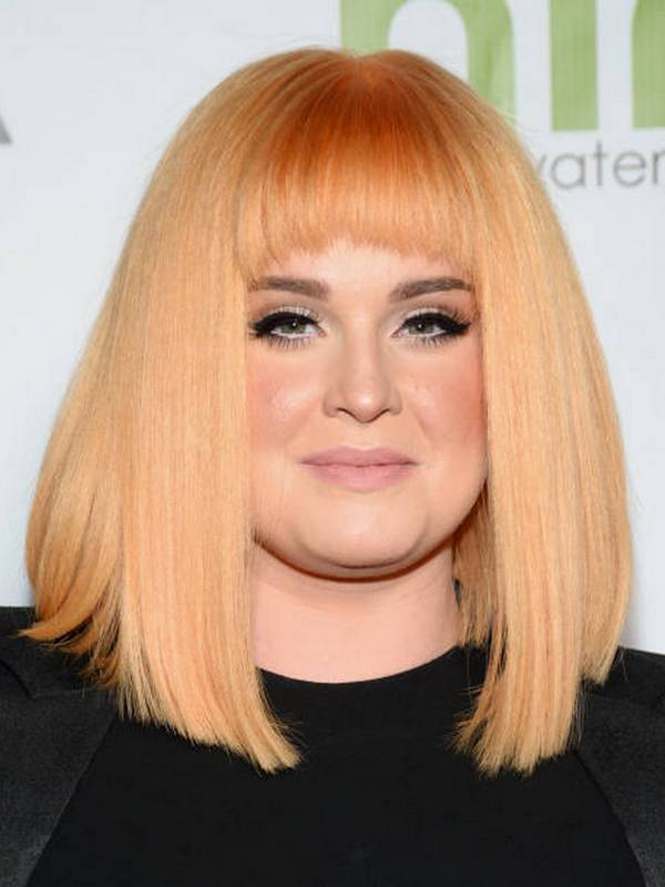 Kelly Osbourne height