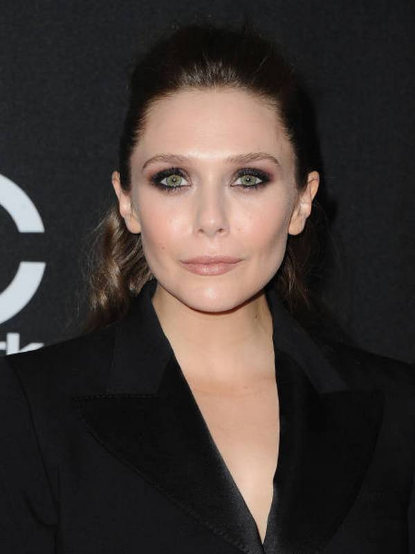 Elizabeth Olsen height