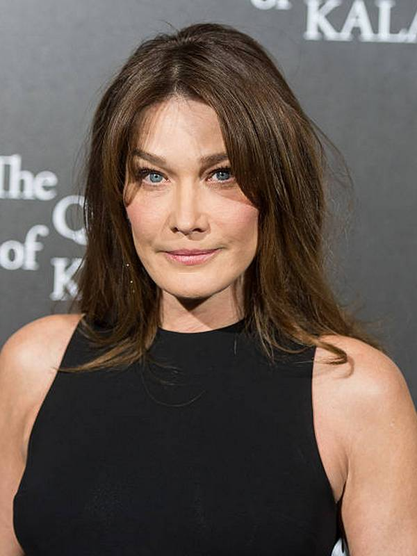 Carla Bruni height