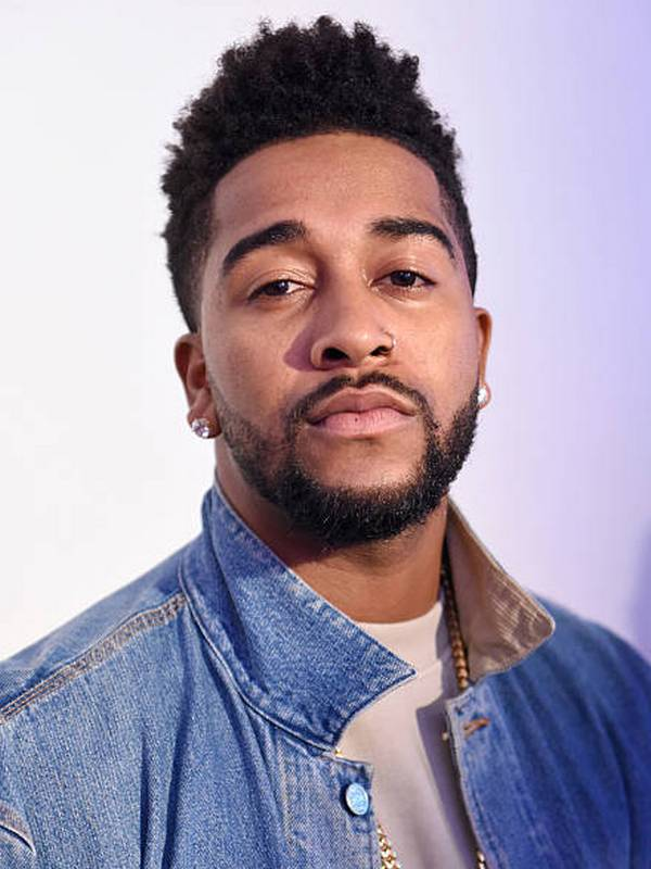 Omarion height
