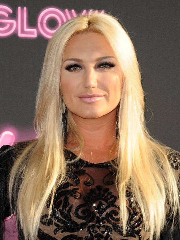 Brooke Hogan height