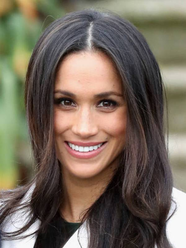 Meghan Markle height