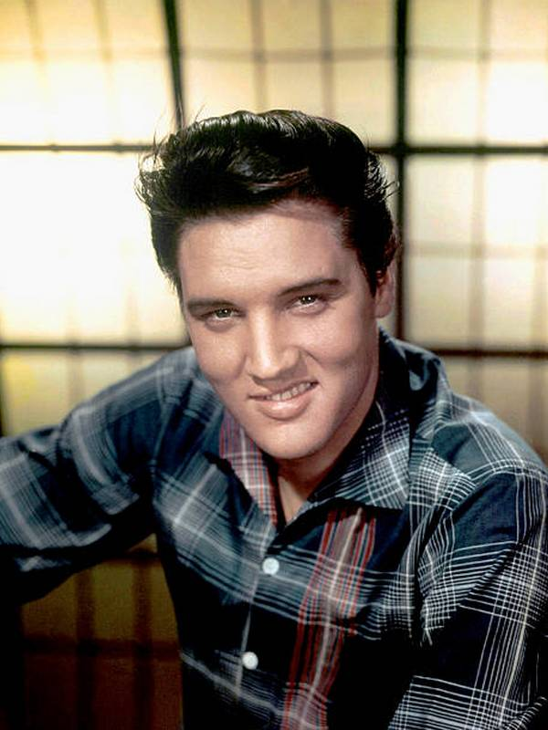 Elvis Presley height