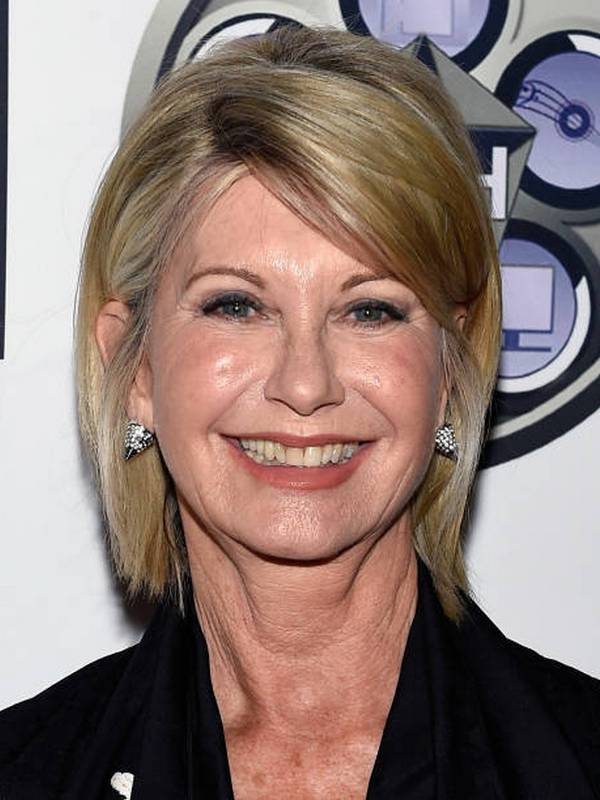 Compare Olivia Newton John S Height Weight Eyes Hair Color With Other Celebs