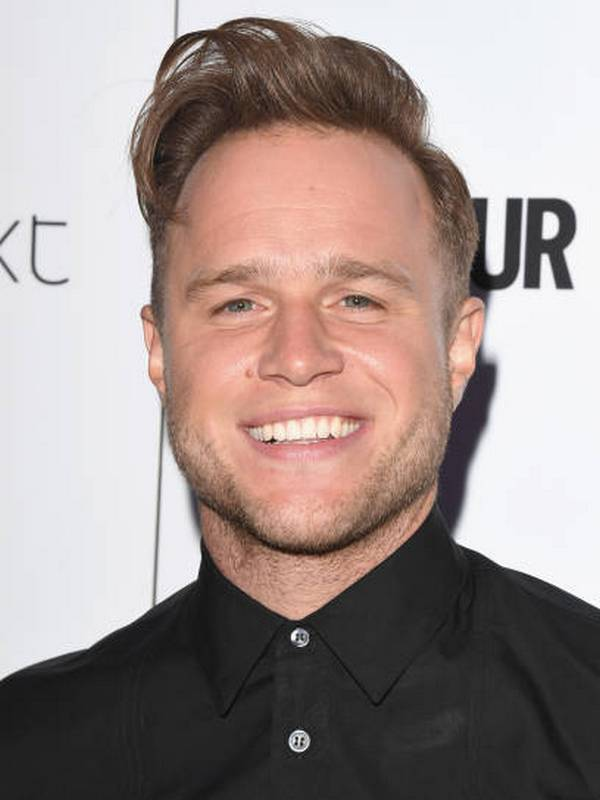 Olly Murs height