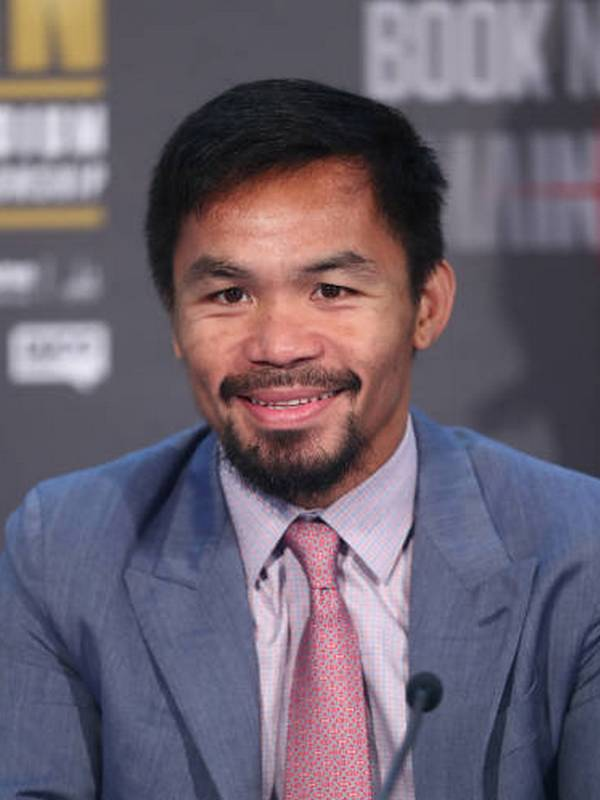 Manny Pacquiao height