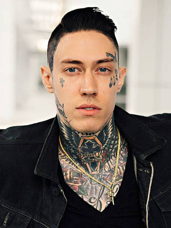 Trace Cyrus height