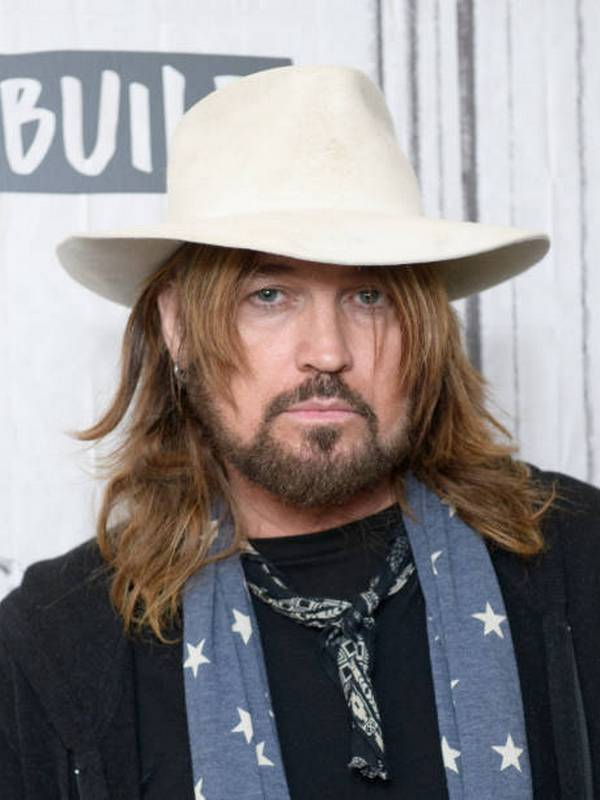 Billy Ray Cyrus height