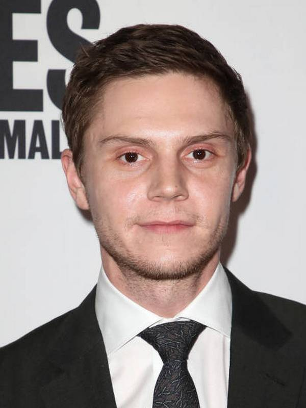 Evan Peters height