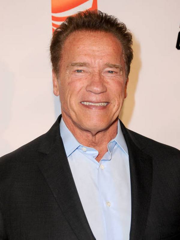 Arnold Schwarzenegger height
