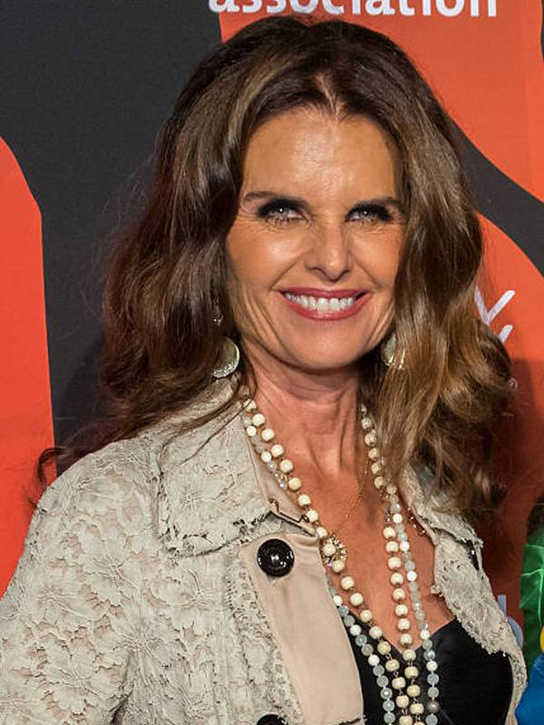 Maria Shriver height