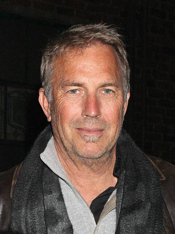 Kevin Costner height