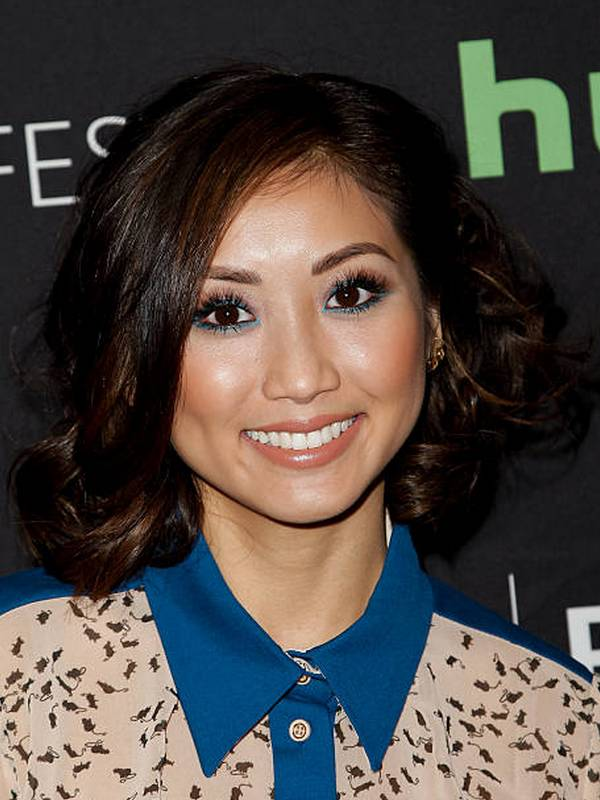 Brenda Song height
