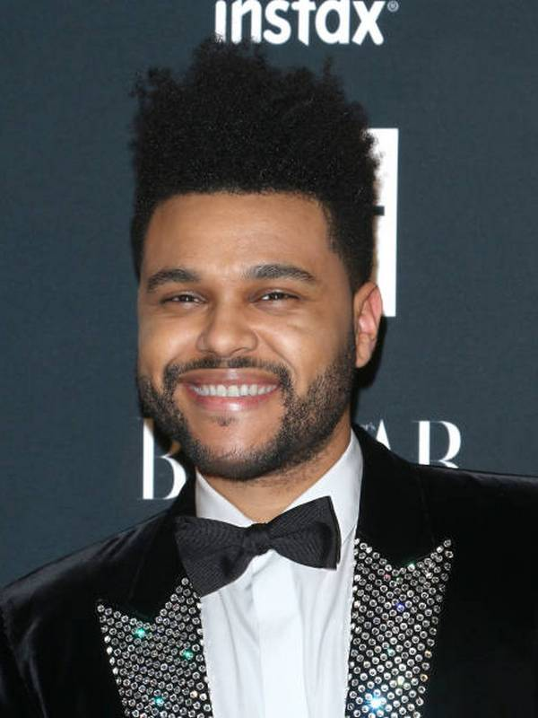The Weeknd height