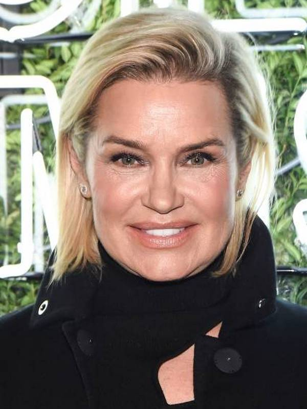 Compare Yolanda Foster's Height, Weight, Body Measurements with