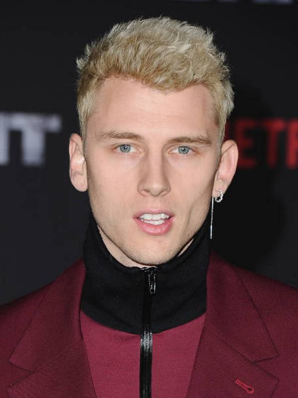 Machine Gun Kelly height