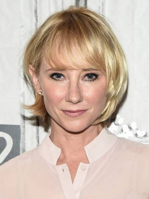 Anne Heche height