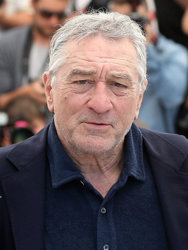Robert De Niro height