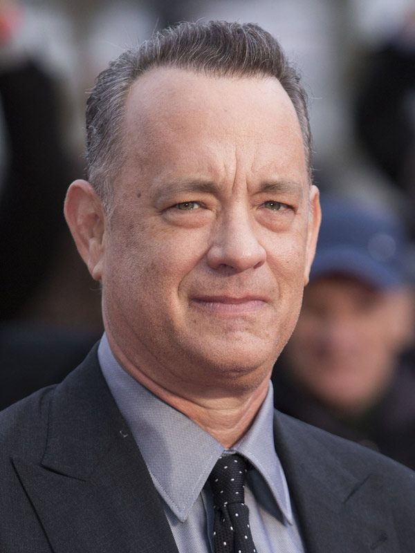Tom Hanks height