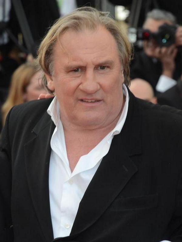 Gerard Depardieu height