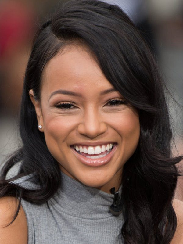 Karrueche Tran height