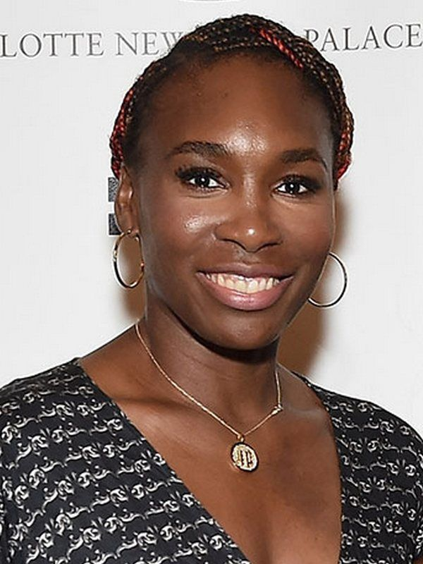 Venus Williams height