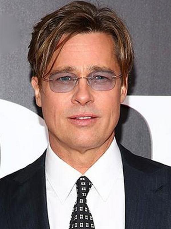 Brad Pitt height