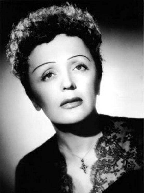 Edith Piaf height