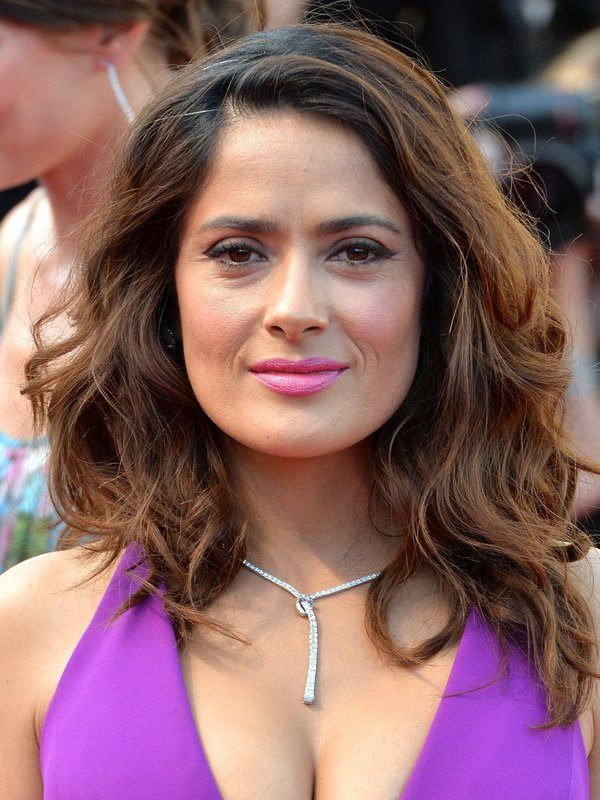 Salma Hayek height