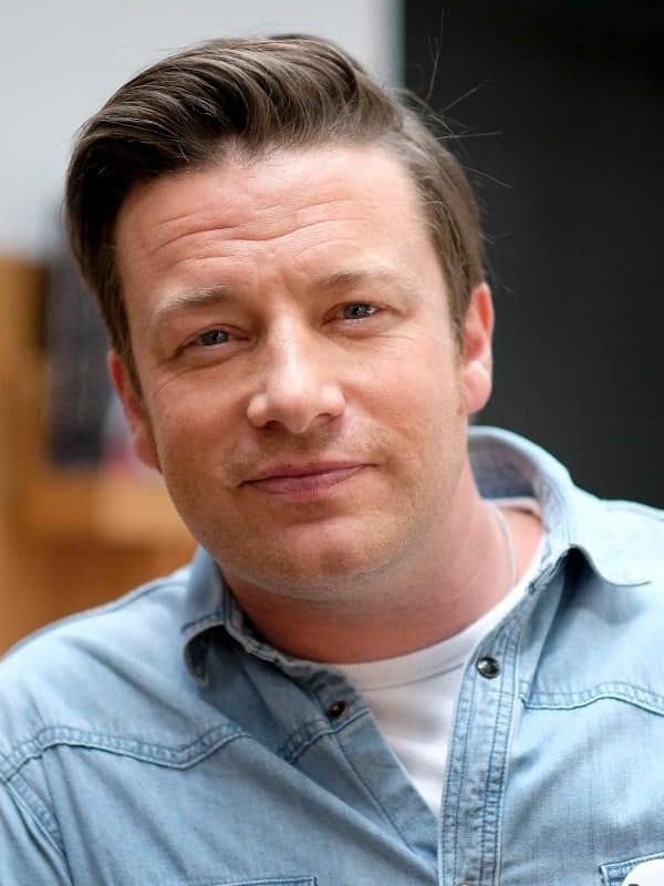 Jamie Oliver height