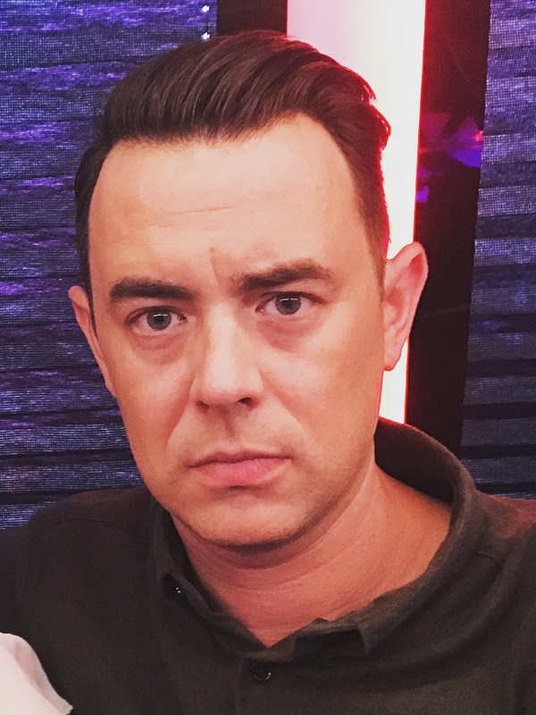 Colin Hanks height