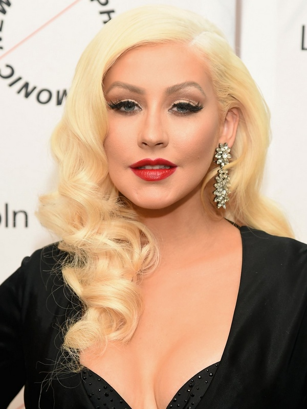 Christina Aguilera height