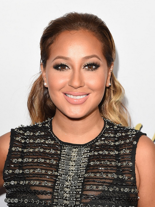Adrienne Bailon height