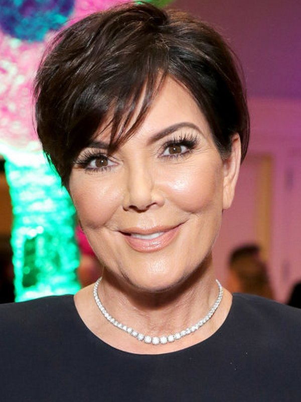 Kris Jenner height