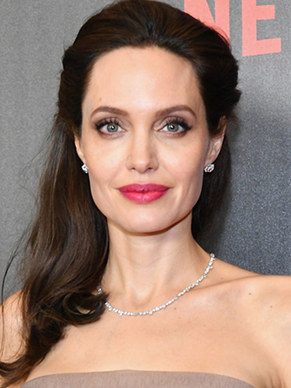 Angelina Jolie height