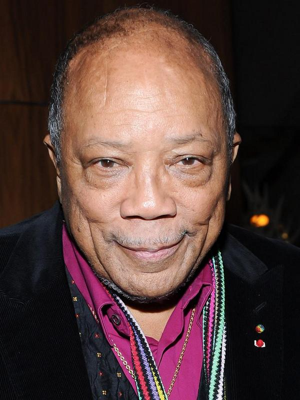 Quincy Jones height
