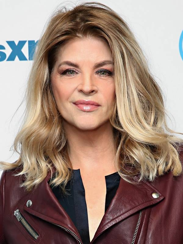 Kirstie Alley height
