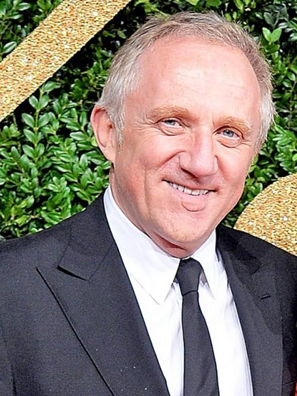 Francois-Henri Pinault height