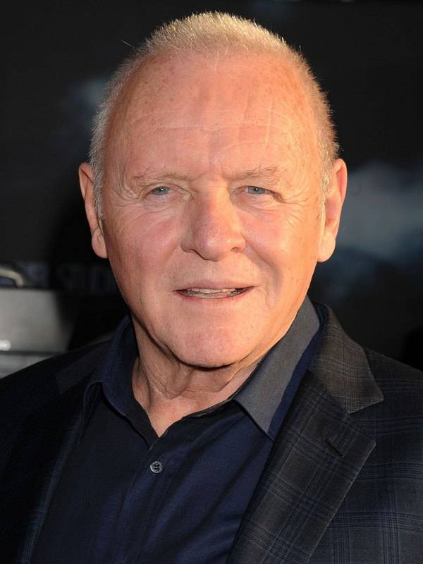 Anthony Hopkins height