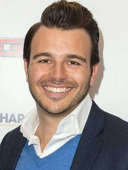 Charlie Ebersol height