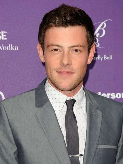Cory Monteith height
